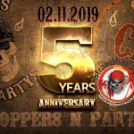 5 Jahre Choppers n Partys Jubiläumsparty